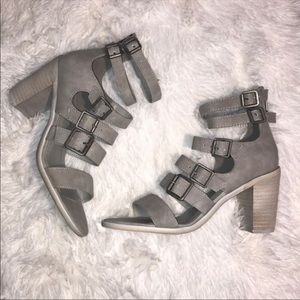 Rebels Yandy Strappy Block Heel Sandal - Sold OUT!